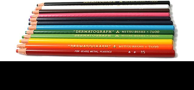 Lápis Dermatografico Amarelo