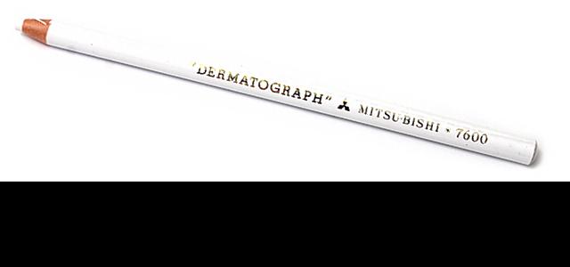 Lápis Dermatografico Branco