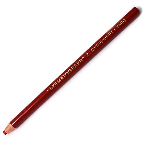 Lápis Dermatografico Vermelho