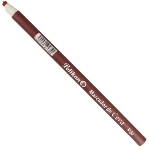 Lápis Dermatográfico Vermelho Pelikan